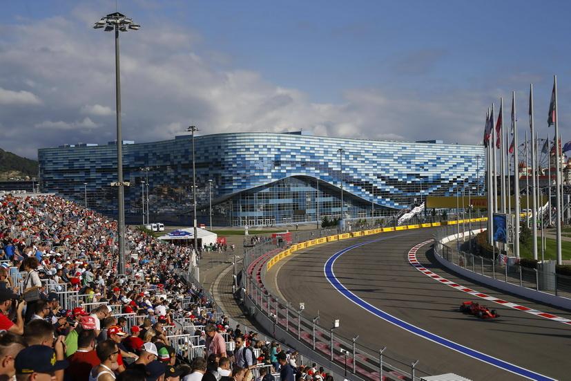 GP de Rusia: una parrilla de salida con muchos cambios