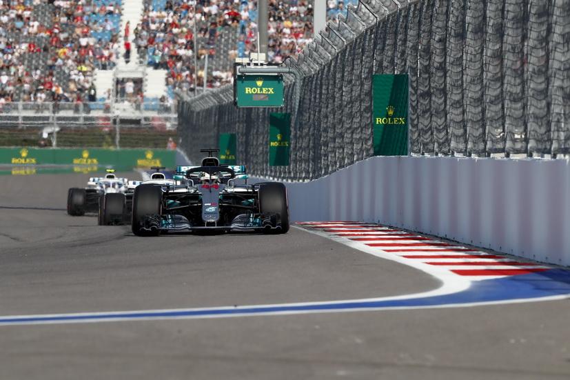 GP de Rusia: Bottas cede el triunfo a Hamilton y así queda el Mundial de F1