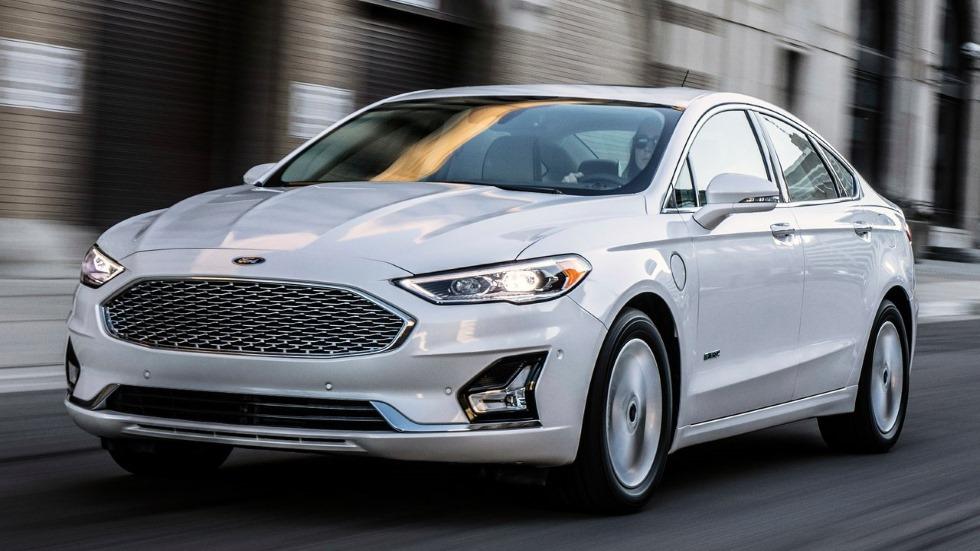 Ford Mondeo Híbrido 2019: así es la nueva berlina y el Sportbreak familiar