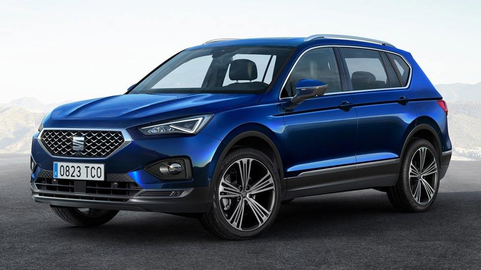 Seat Tarraco 2019: más fotos y datos del nuevo SUV