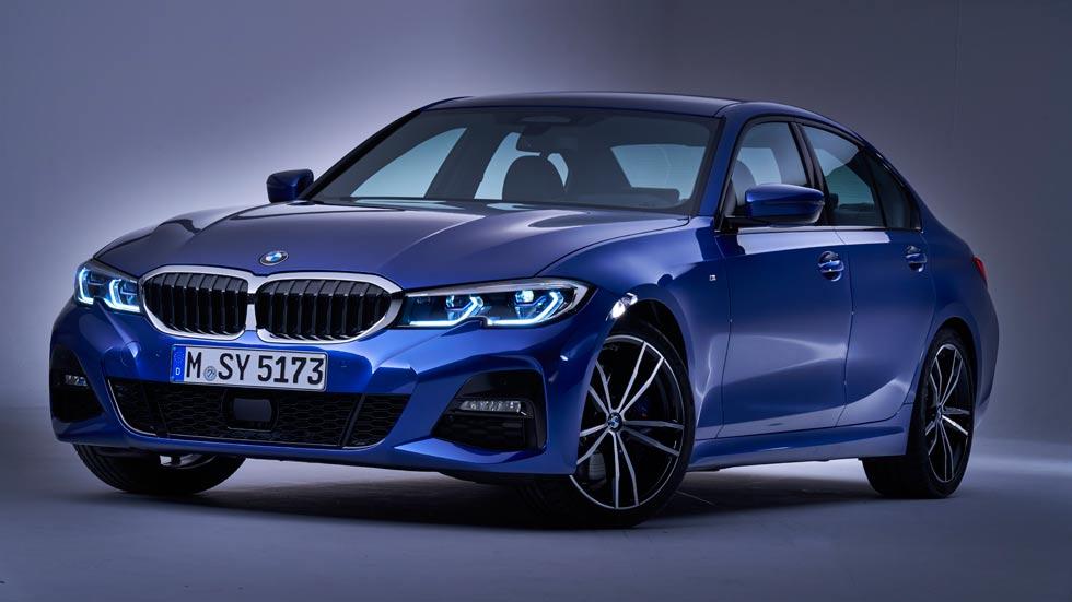 BMW Serie 3 2019: fotos y datos oficiales de la nueva berlina