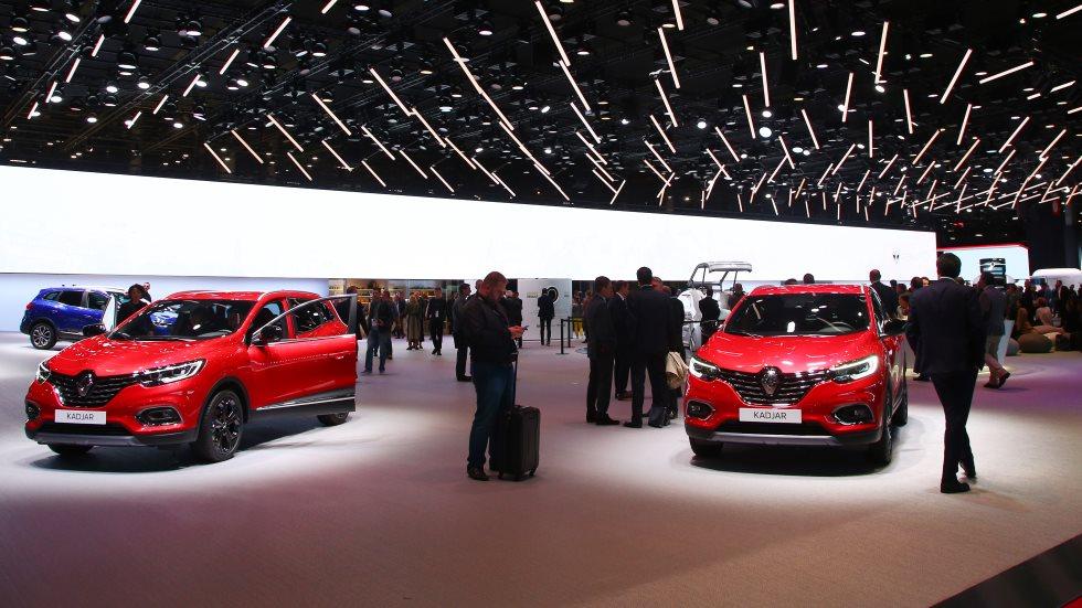 Salón de París 2018: las 50 novedades de coches y SUV que ya vienen