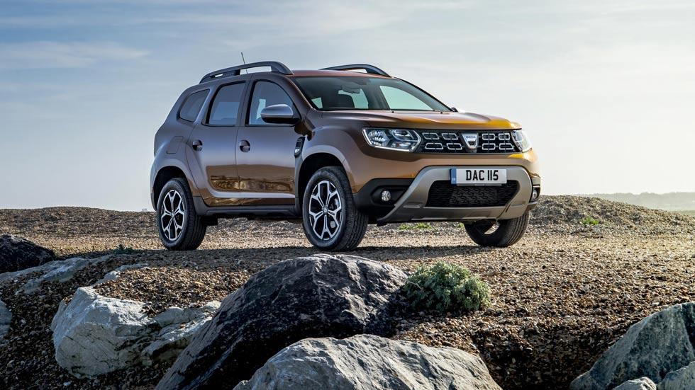Dacia Duster 2019: motores y equipamiento más modernos