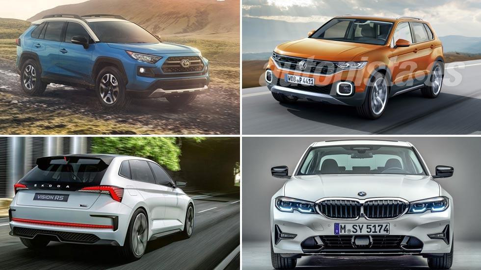 Revista Autopista 3070: hasta 100 coches y SUV nuevos en los próximos 12 meses