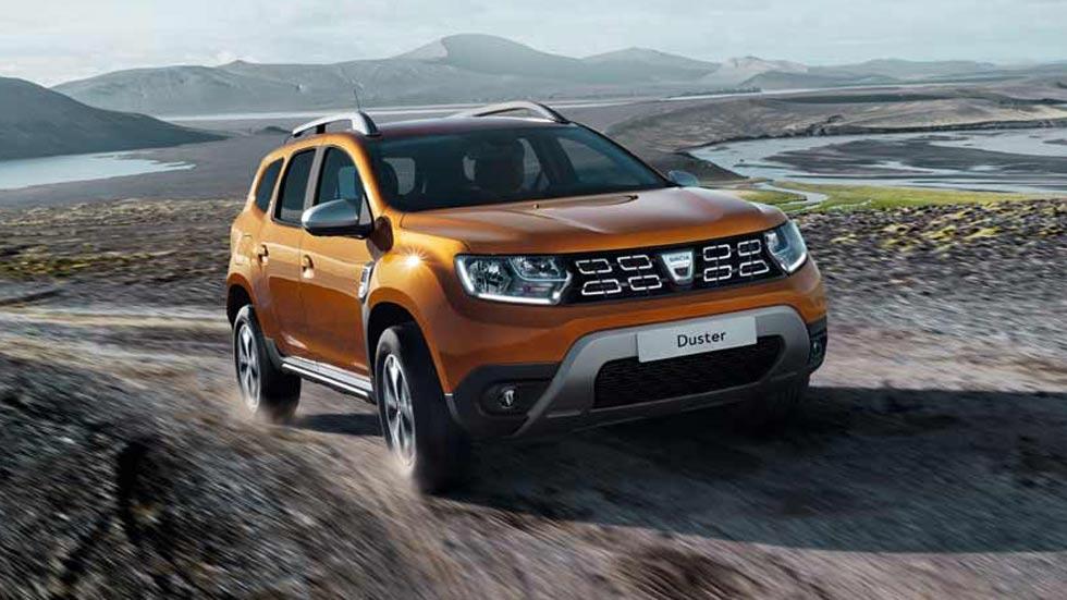 Dacia Duster 2019: el renovado SUV low cost, en VÍDEO