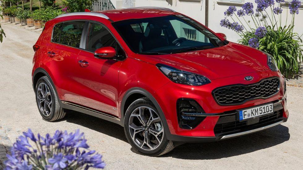 Kia Sportage 2019: todos los precios y gama para España del nuevo SUV
