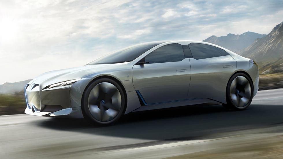 BMW i4: confirmada la futura berlina eléctrica anti-Tesla