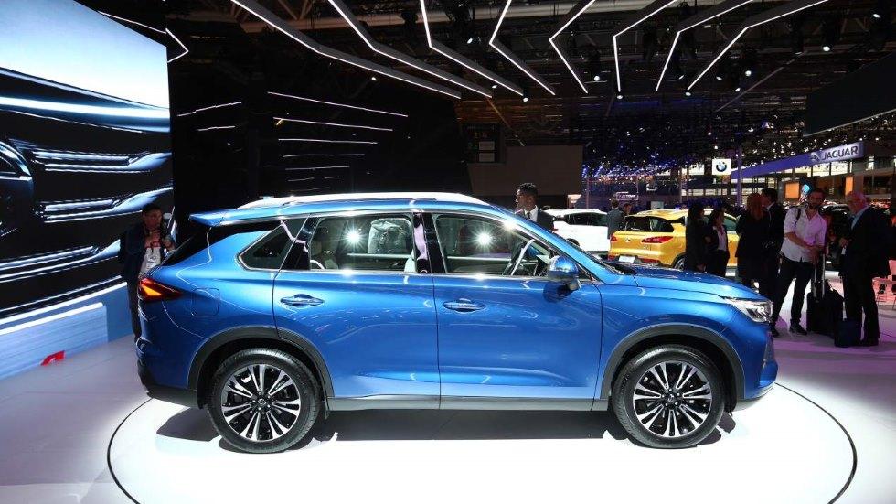 GAC GS5: el SUV chino se presenta en Europa, ¿como rival del Seat Tarraco?