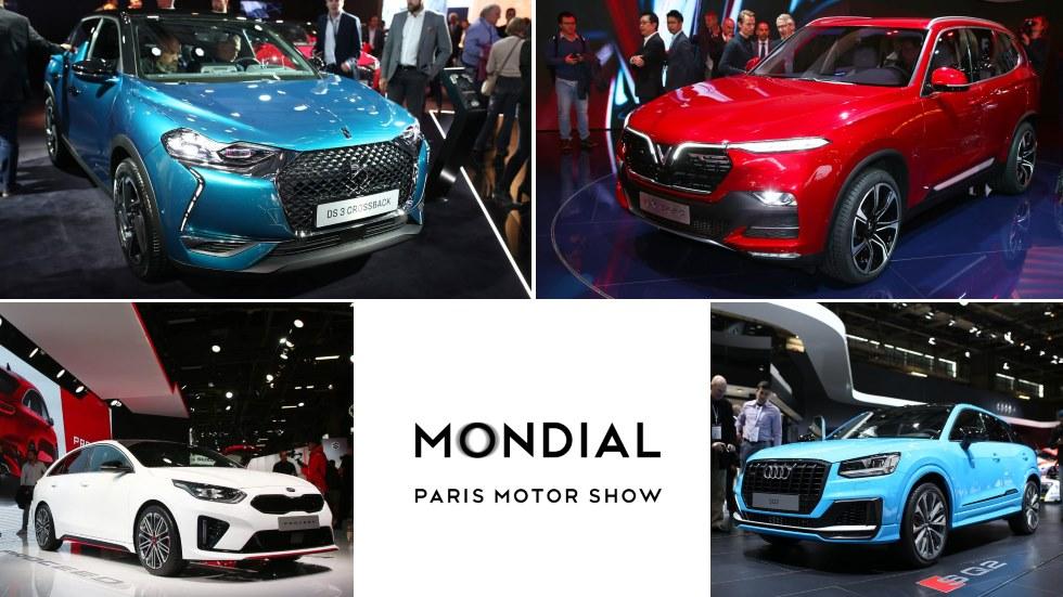 Salón de París: los 10 coches para comprar que más nos han sorprendido