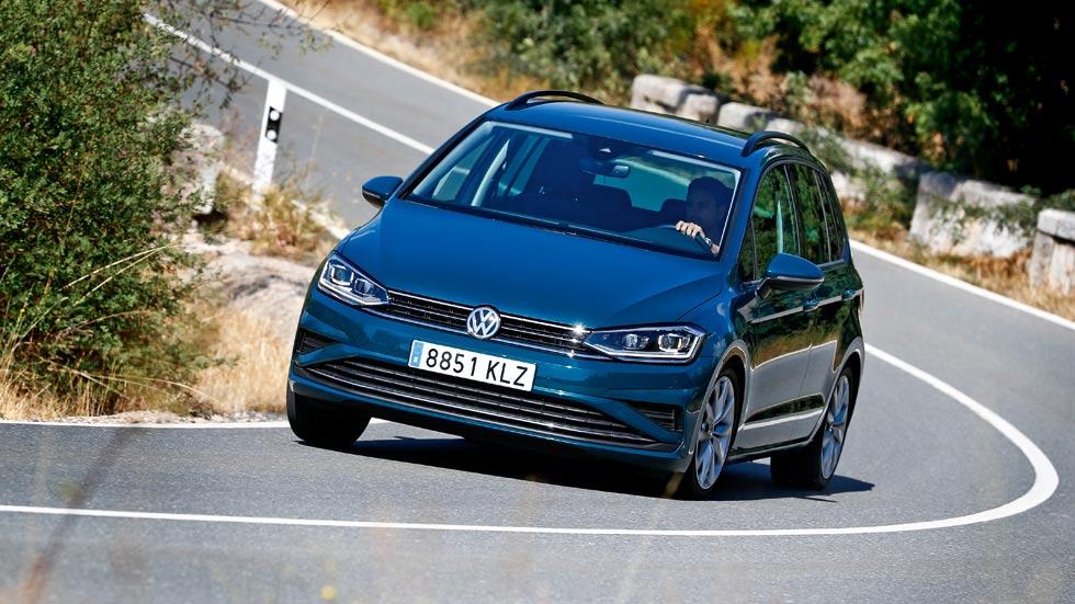 VW Golf Sportsvan 1.5 TSI Evo 131 CV: probamos el nuevo familiar de gasolina