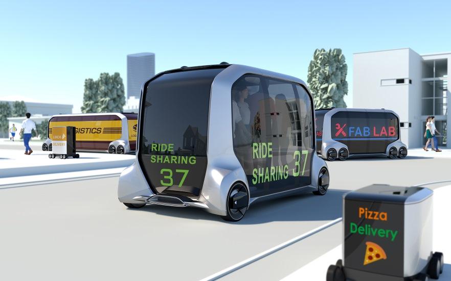 Toyota y Softbank se unen para crear servicios de movilidad