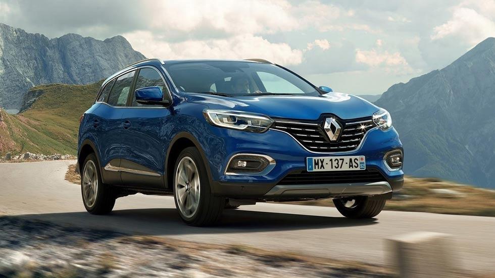Renault Kadjar 2019: primeros precios para Europa del nuevo SUV