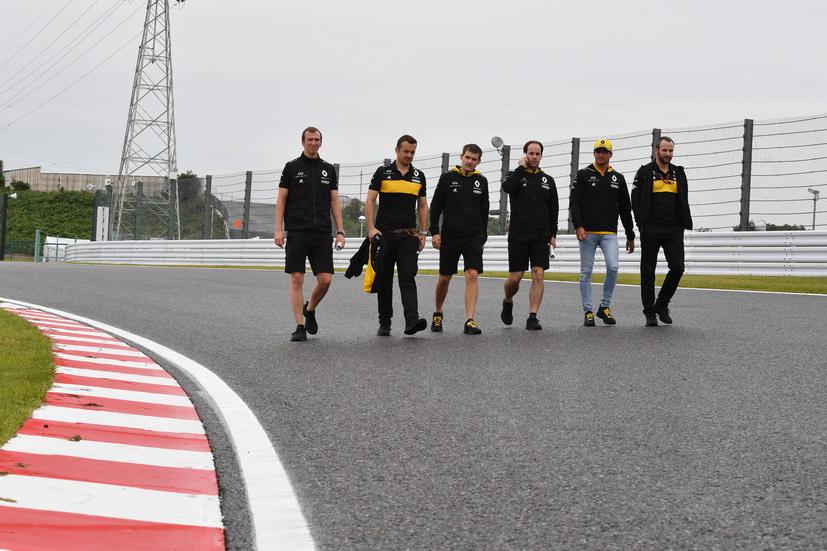 GP de Japón: a Sainz le gusta el circuito de Suzuka