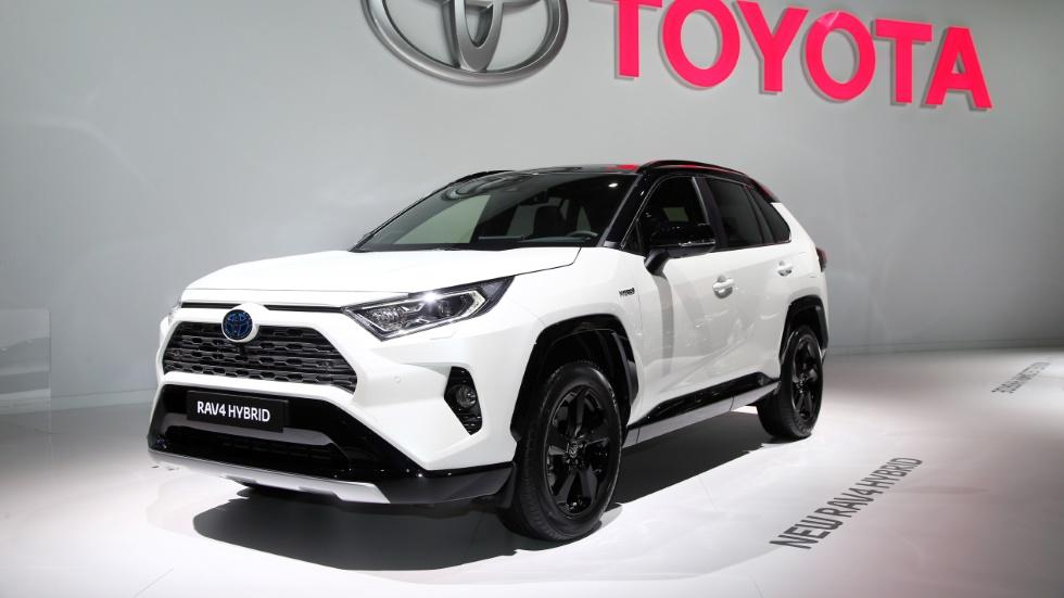 Toyota RAV4 2019: el nuevo SUV llega a España sólo híbrido y en enero