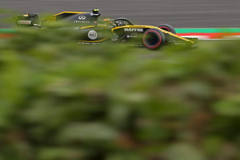 GP de Japón: Sainz espera que llueva el sábado