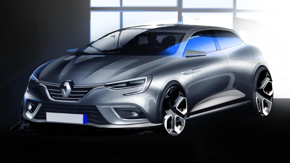 """Renault Clio 5: la nueva generación del """"mini"""" Mégane llega en 2019"""