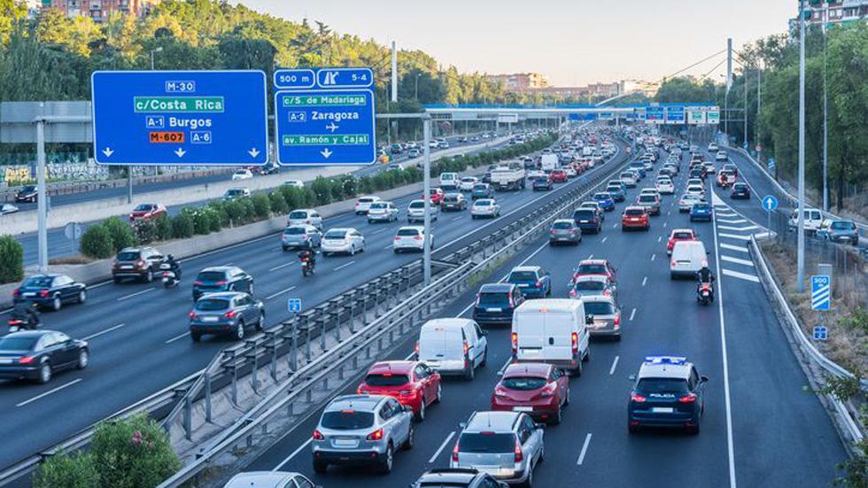 Consulta cómo le afectan a tu coche los distintos escenarios de contaminación en Madrid