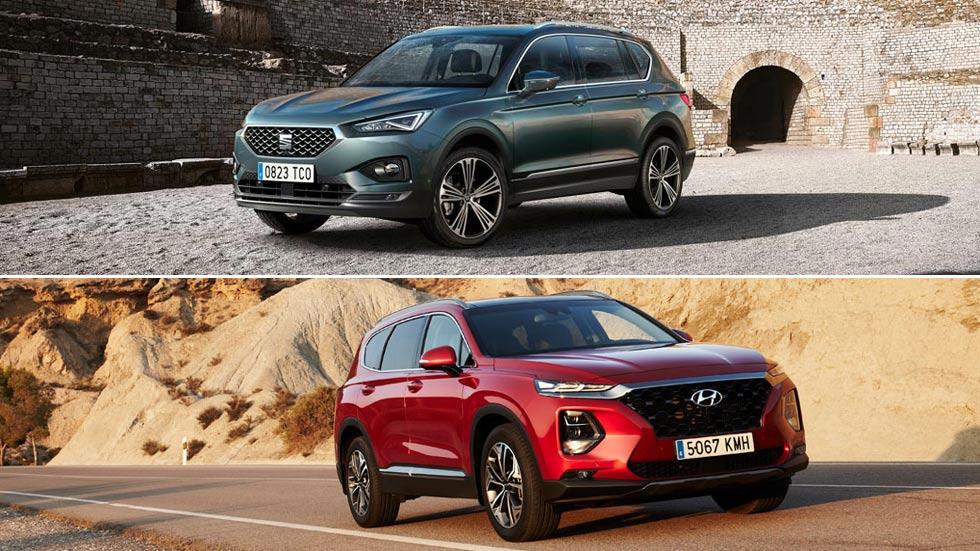 Hyundai y Seat Tarraco, la marca y el modelo de coche más valorados en Internet
