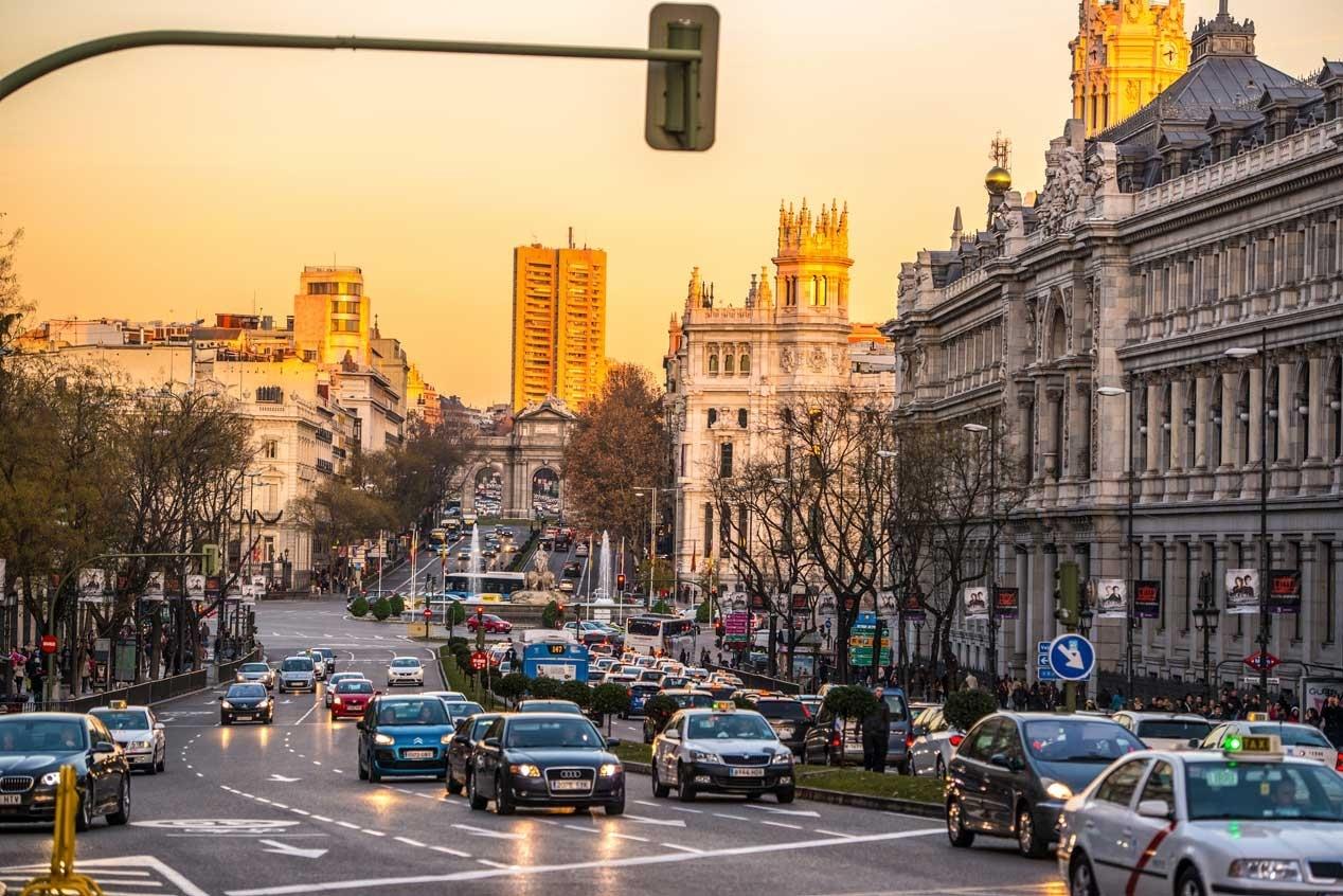 Madrid reduce la velocidad a 30 km/h con la nueva ordenanza de movilidad