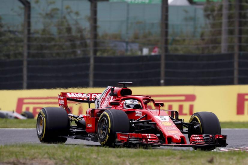 "Ferrari: ""misión imposible"""