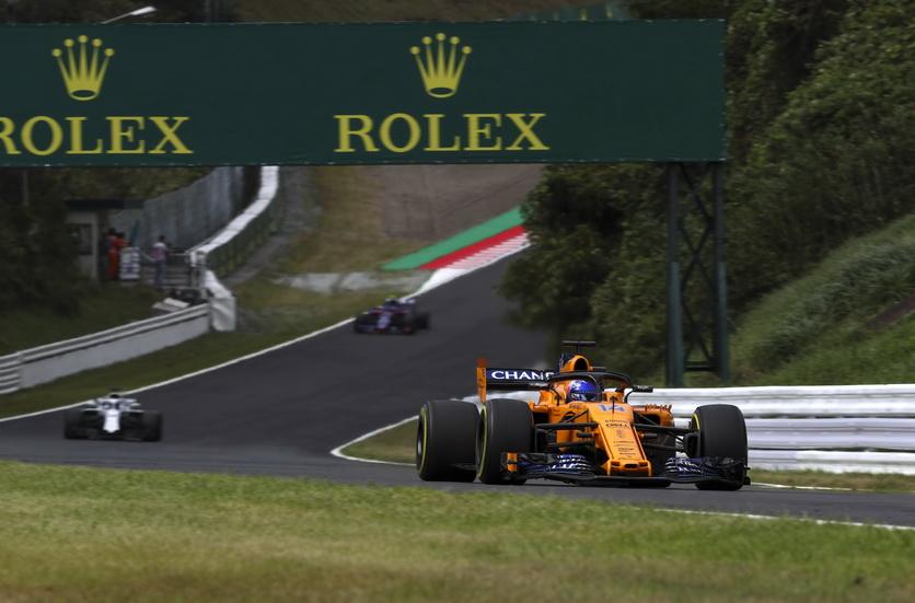 """GP de Japón: Fernando Alonso reconoció que """"es lo que hay"""""""