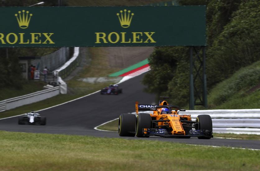 GP de Japón: Alonso 14º con la vista puesta en Fuji