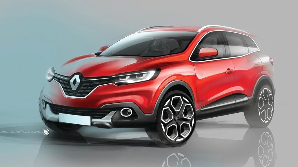 """Renault podría lanzar otro SUV: un """"Kadjar"""" eléctrico"""