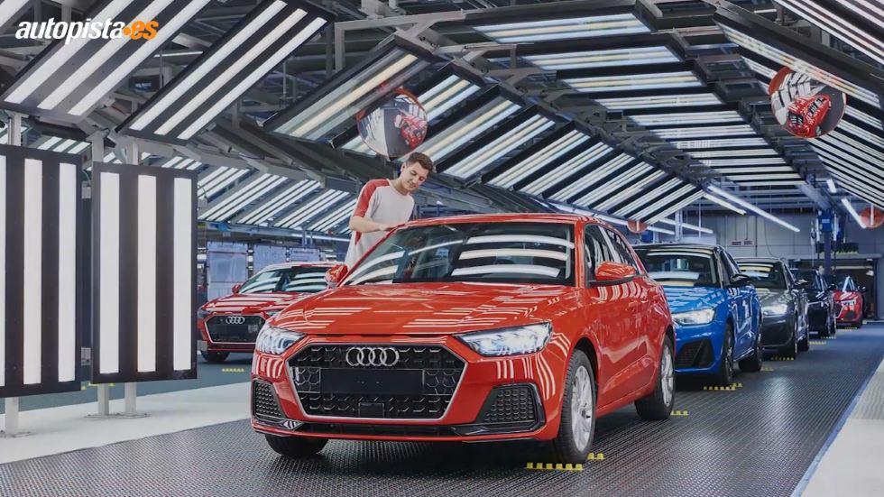 Audi A1 2018: el nuevo utilitario ya se fabrica en Seat Martorell