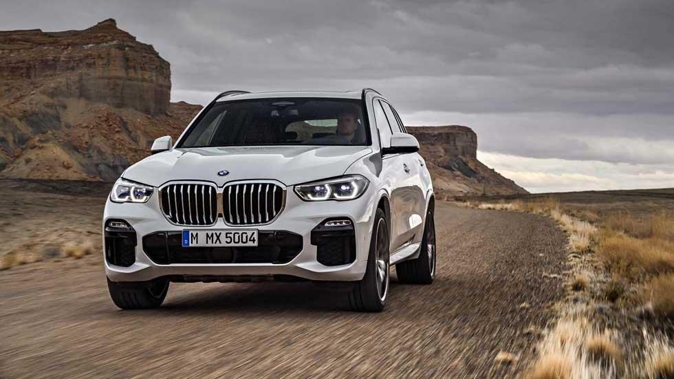 BMW X5 2018: todos los datos y precios para España del nuevo SUV