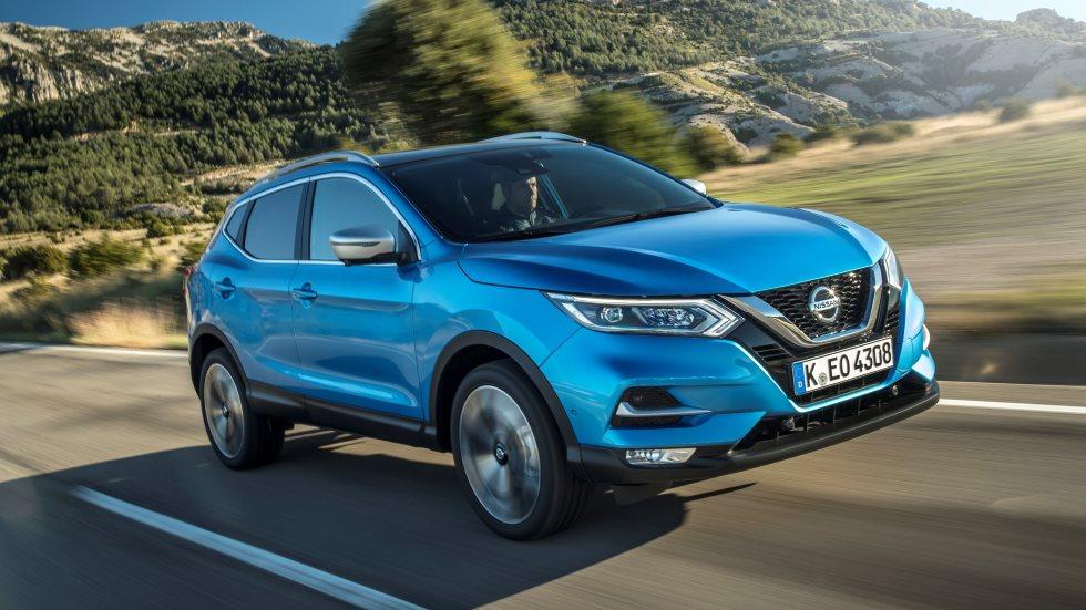 Nissan Qashqai 2019: todos los datos y fotos del nuevo SUV