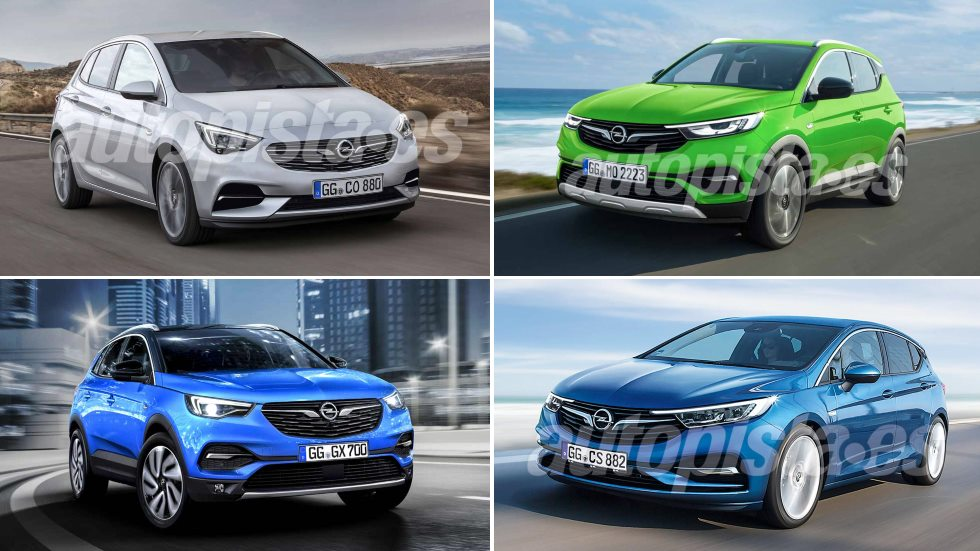 Opel lanzará 8 coches nuevos hasta 2020: Corsa, Astra, Mokka X…