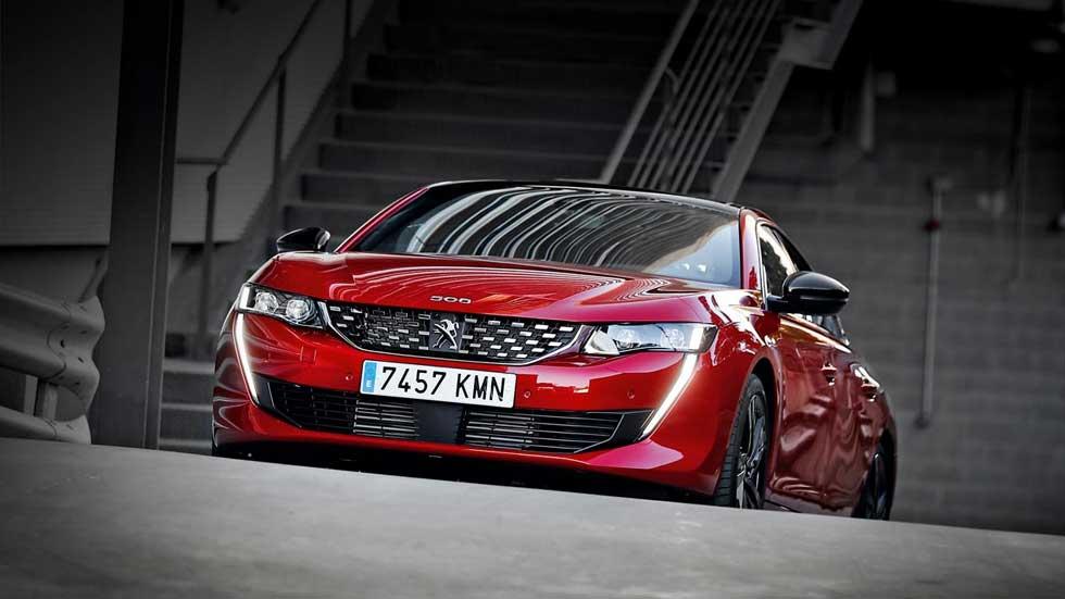 Peugeot 508 R Hybrid: el deportivo híbrido que viene