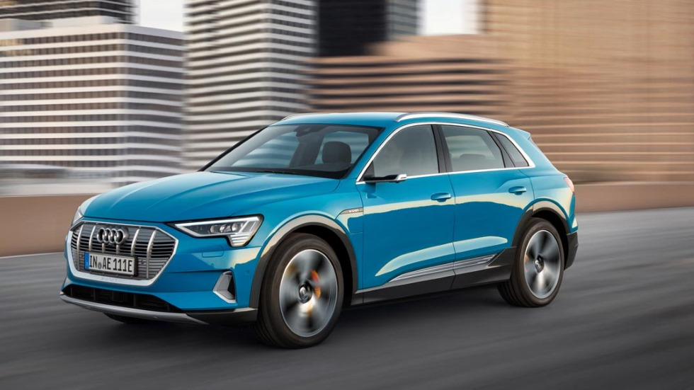 Audi e-tron: primera prueba del nuevo SUV eléctrico