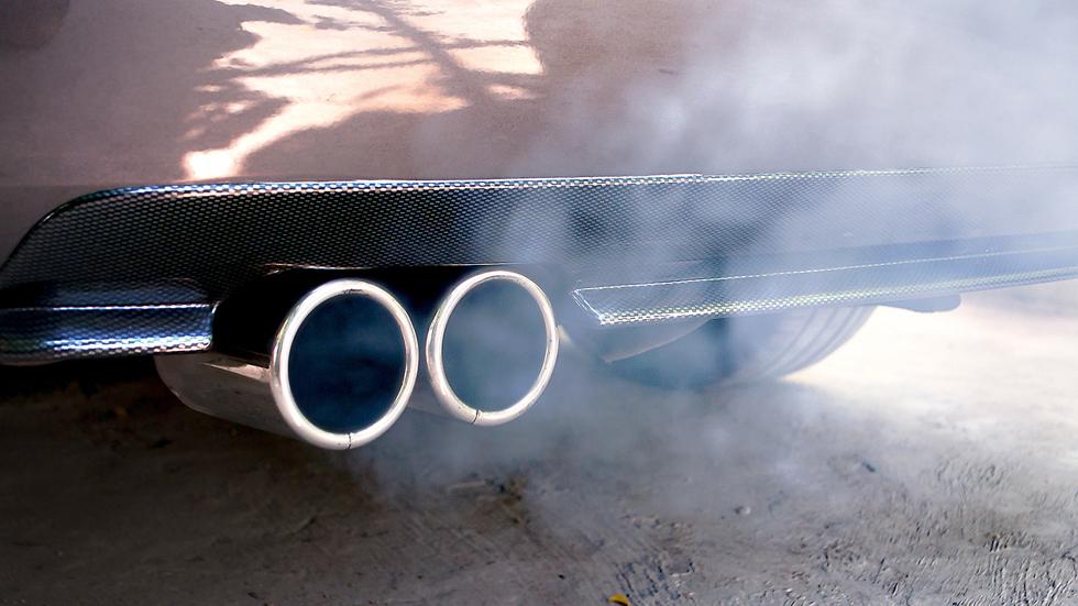Suben las emisiones medias de CO2 por la caída del Diesel