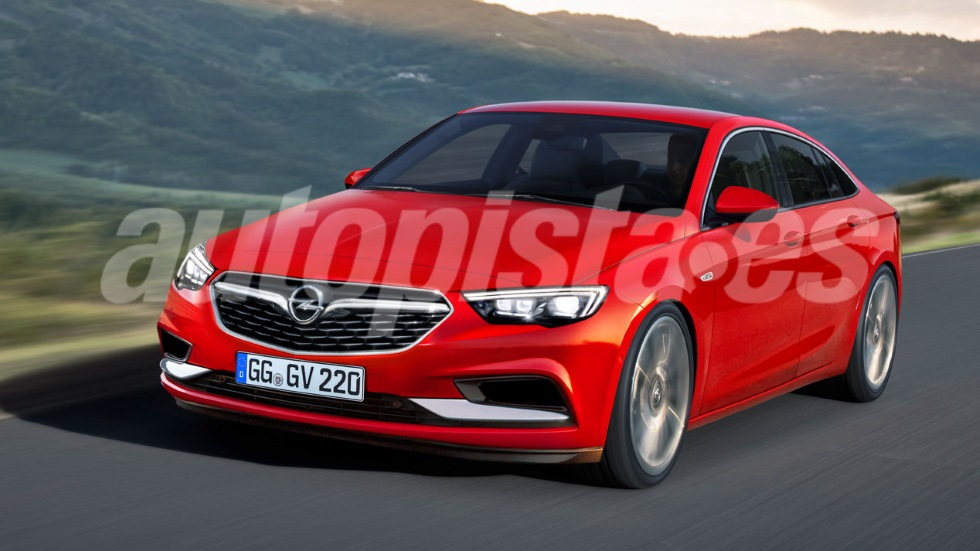 Opel Insignia 2020 Asi Sera La Nueva Berlina Y La Version Familiar