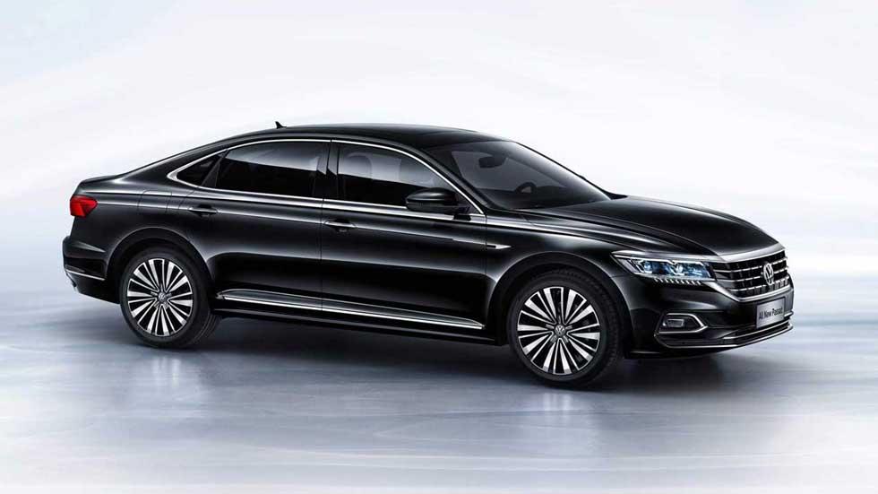 Oficial: así es el nuevo VW Passat 2019… para China