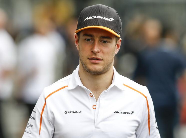 El compañero de Alonso, Stoffel Vandoorne, a la Formula E