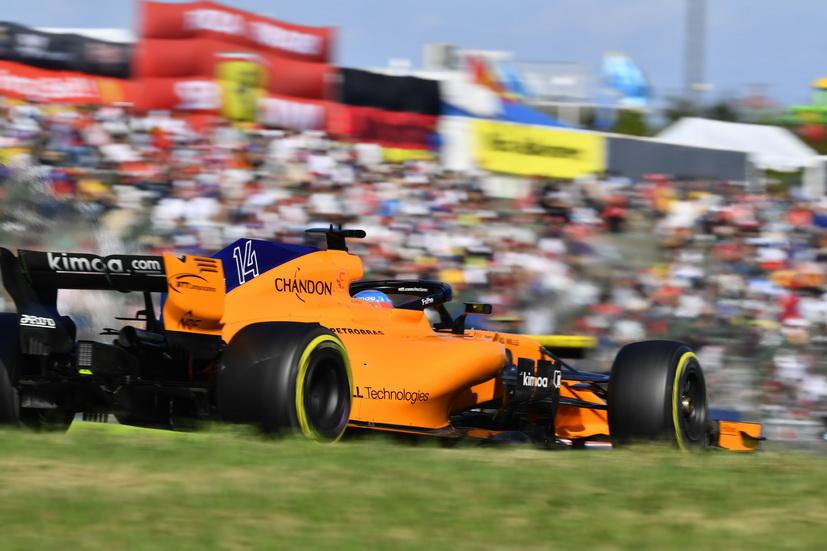 GP de USA: Alonso confía en puntuar en Austin