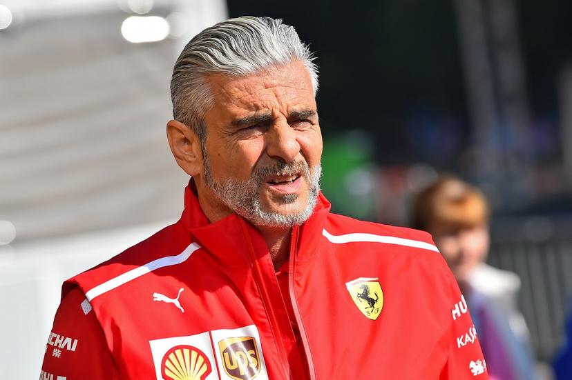 """Maurizio Arrivabene reconoce que """"Vettel será campeón con Ferrari"""""""