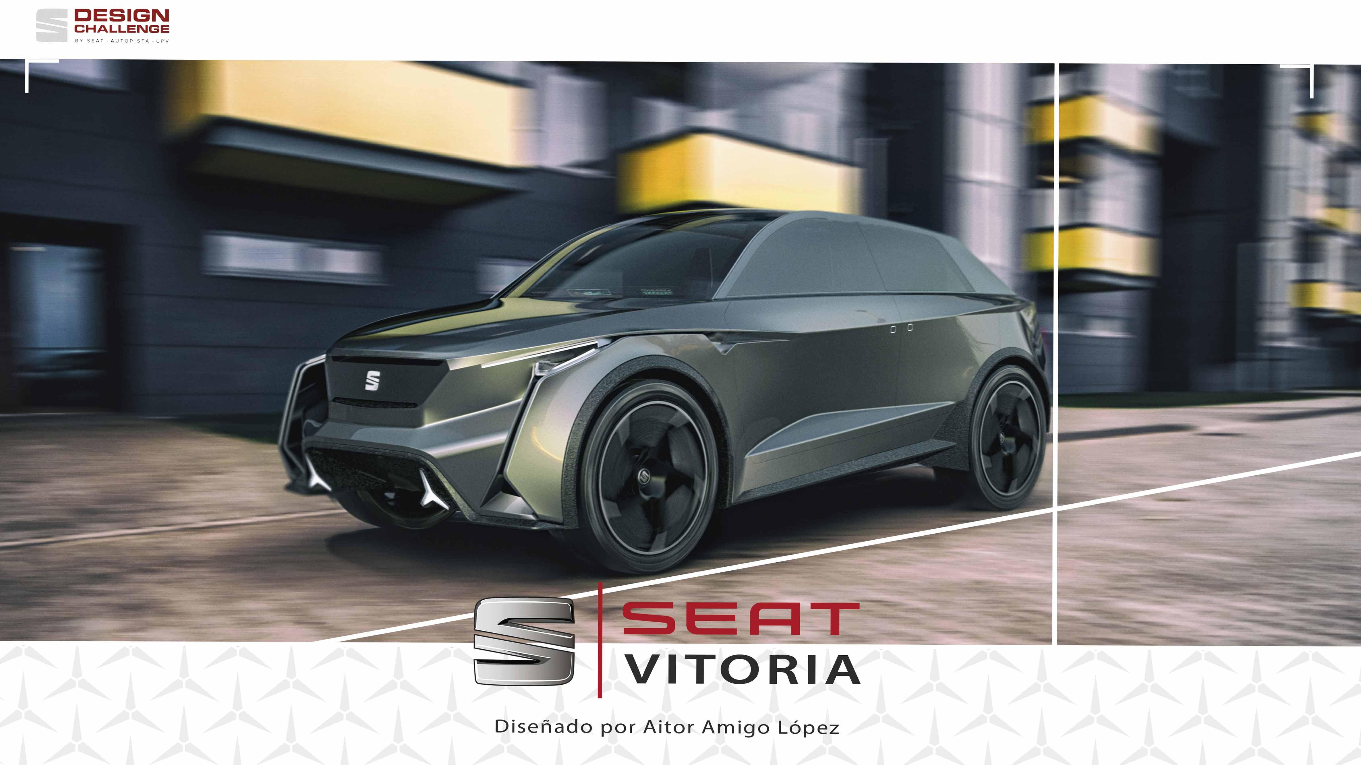 El Design Challenge by SEAT, Autopista y UPV ya tiene ganador