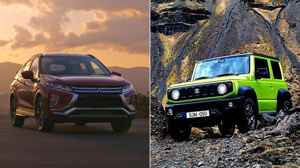 Suzuki y Mitsubishi también abandonan el Diesel en Europa