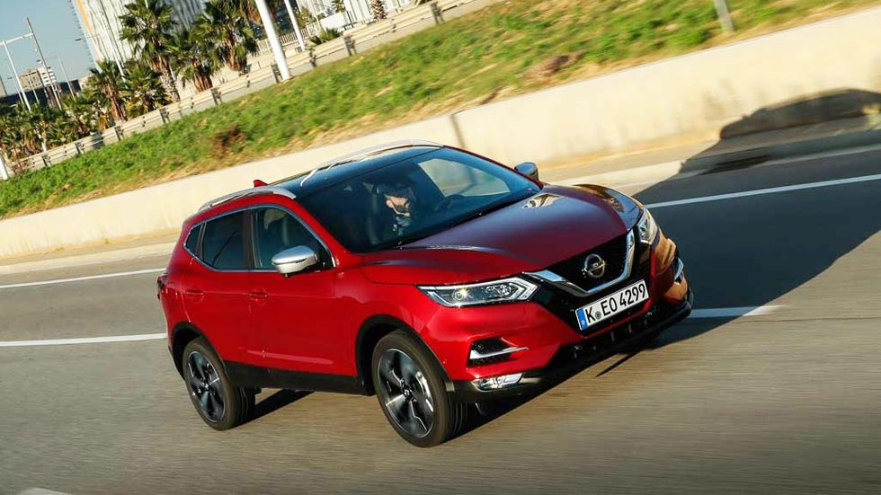 Nissan Qashqai 2019: a prueba el nuevo motor de gasolina 1.3 DIG-T