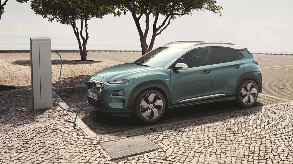 Hyundai Kona EV: datos y precio del SUV eléctrico, con autonomía urbana de 620 km