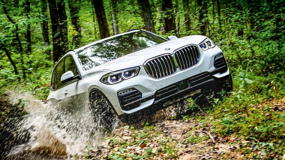 A prueba el BMW X5 2019: un SUV más tecnológico y todoterreno