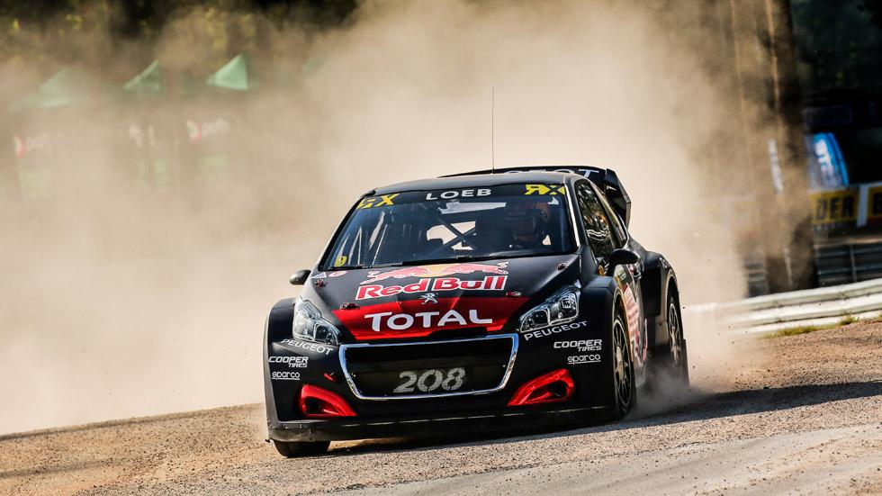 Peugeot abandona el Rallycross con los eléctricos en el punto de mira