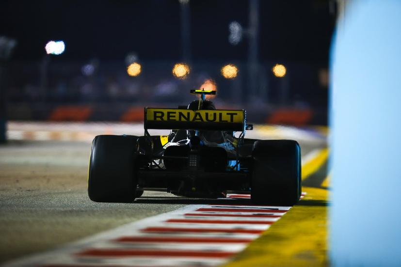 Renault está fabricando un motor totalmente nuevo para 2019