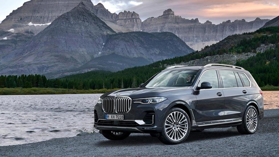 BMW X7 2019: en VÍDEO, las claves del nuevo gran SUV