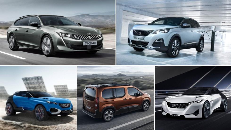 Todos los Peugeot que llegan en 2019: 208, 508 SW, 2008, 3008 Hybrid…