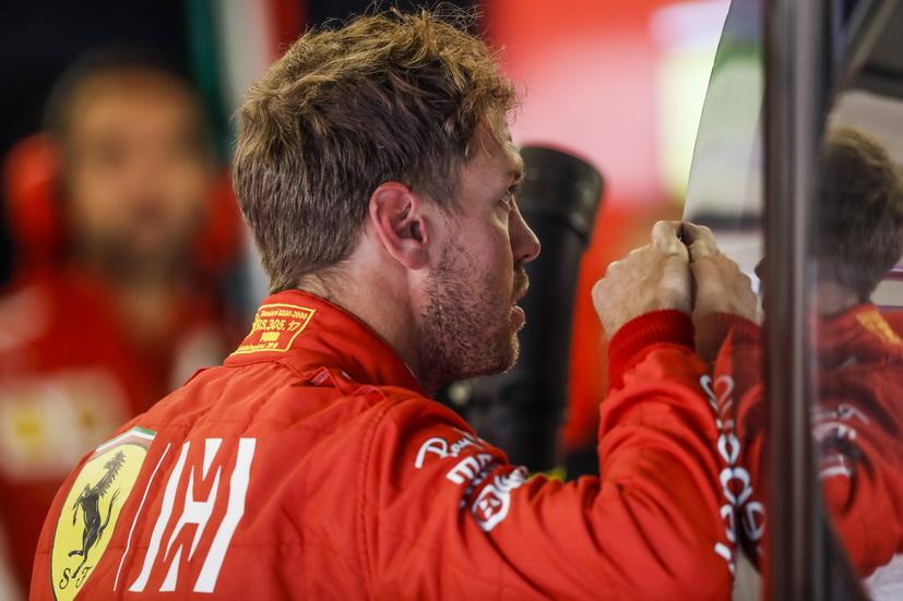 GP de USA: Vettel retrocederá 3 posiciones en la parrilla de salida
