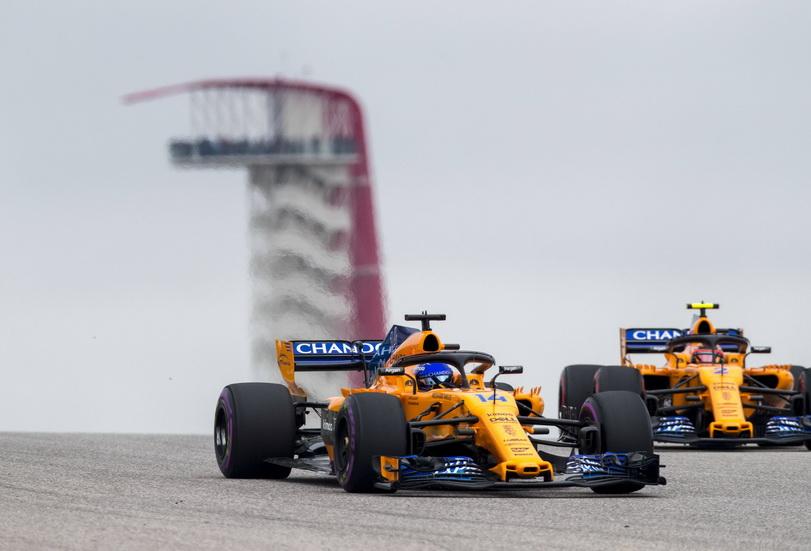 GP de USA: Alonso confía en luchar mañana por los puntos